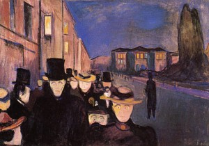 Munch-Evening